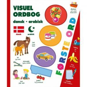 Visuel ordbog dansk-arabisk: 1000 første ord