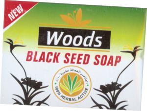 Woods Black Seed Sæbe